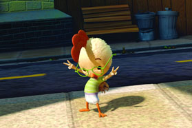 Chicken Little 3-D