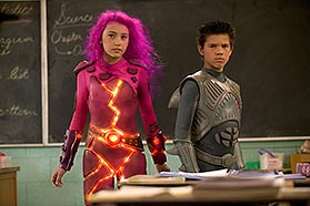 Sharkboy and Lavagirl 3-D