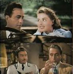 Casablanca colorized