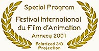 Festival International du Film d'Animation Annecy