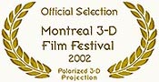 Montreal Internationl 3-D Film Festival