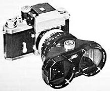 3-D photo camera beamsplitter