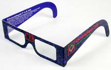 Chromadepth Glasses