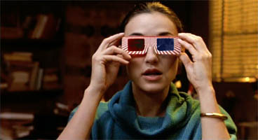 Nightmare on elmstreet 3-D