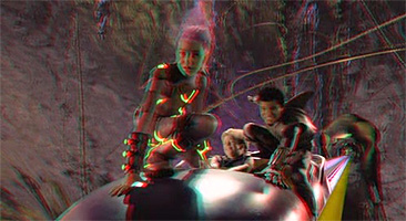 Sharkboy and Lavagirl 3-D ride