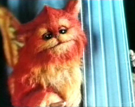 Captain EO - Fuzzball